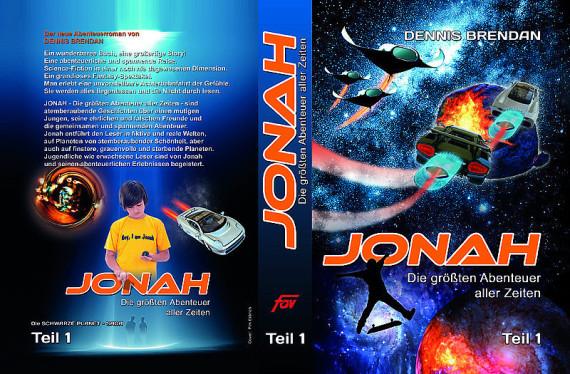 Abenteuerroman, Jonah Shyne, Jonah Saga
